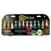 Fábrica de venda de cola de glitter cartão de bolha