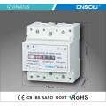 Medidor electrónico de corriente monofásica Enegry M-Rail