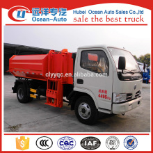 China Nueva condición 4x2 pequeño vehículo de recogida de basura