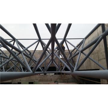 Стальной Купол Сарай Рамки, Стальная Структура Ферменной Конструкции