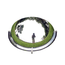 KL 50CM Half Dome Convex Mirror 180 Degree Viewing Mirror, Dome Spherical Mirrors For Shop/