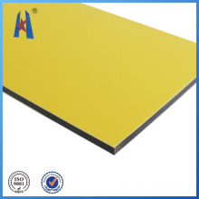 Made in Guangzhou Bunte Aluminium Composite Panel Wandverkleidung Wand