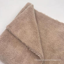 China factory microfiber 400gsm-500 gsm edgeless cleaning towel