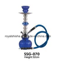 Cachimbo de água colorido de Shisha da abóbora do tamanho pequeno de Kaya China