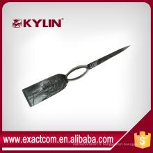 Types de pioche en acier de vente chaude de la Chine