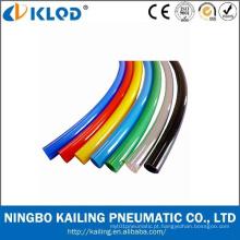 Mangueira pneumática tubo PU tubo 6x4