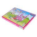 Puzzle 3D rose Castle
