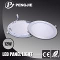 Luz de painel interna redonda do diodo emissor de luz 12W com CE RoHS (PJ4028)