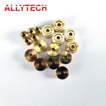 Precision Custom CNC Milling Machine Components