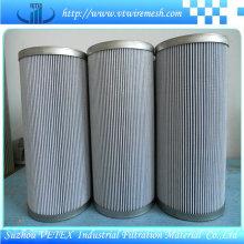Elementos de filtro de aço inoxidável 316L