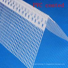 Perle de coin enduite de PVC (manufacture)