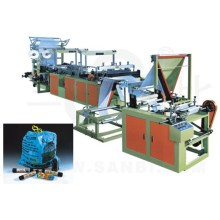 Ribbon-ThroughContinuous-Rolled Bag Making Machine (RLD-800,1300)