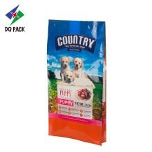 Flexible packaging plastic dog food bags
