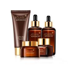 OEM Private Label Organic Anti Aging Whitening Moisturizer Skin Care Set