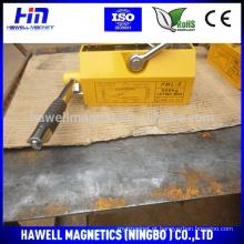 Industrial metal permanente ímãs de elevação para venda levantador de chapa metálica