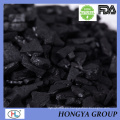Carbón de malla 8 * 30 activado para tratamiento de agua potable