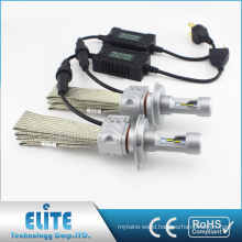 Newest update 5S LED headlight H4 Bulb with 4000lm
