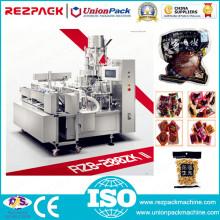 Автоматическая вакуумная упаковочная машина (Rz8-200ZK Two)