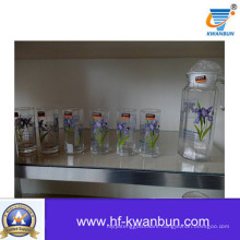 High Quality Glass Jug Set Kitchenware Kb-Jh06096