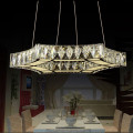 dining room crystal chandelier light