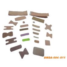 Klebestreifen mit Kunststoff, Stoff