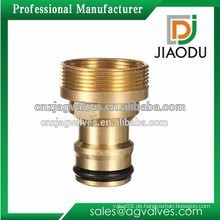 DN8 oder DN10 Messing Präzisions-Kupferrohrverbinder für Rohre aus Porzellan