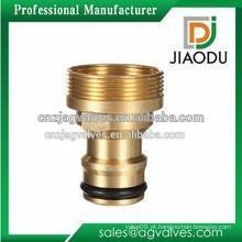 Conector de tubulação de cobre de precisão de latão DN8 ou DN10 para tubos fabricados na china