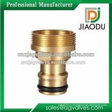 DN8 или DN10 латунный прецизионный медный трубчатый соединитель для труб из фарфора