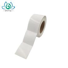 Rollo de papel de trazado, etiqueta de papel de arte revestido