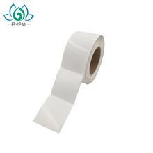 Tracing paper roll , coated art paper label