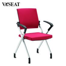 X2-03SH nouveau design chaise de formation pliante avec tablette