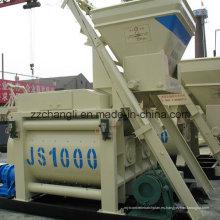 Mezclador concreto de carga del uno mismo Js1000, precio de la máquina del mezclador concreto