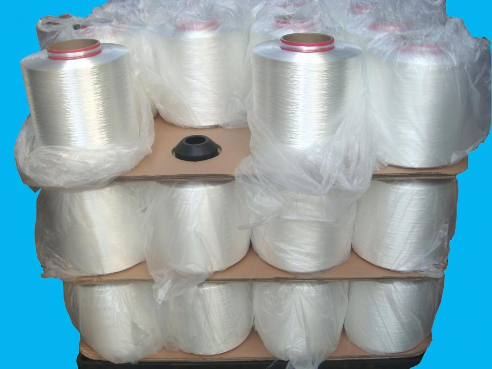 Spun Yarn For Weaving