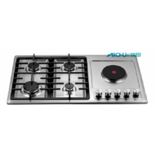 5 Burners Electronic Kitchen Equipment