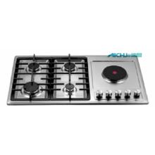 Équipement de cuisine électronique à 5 brûleurs