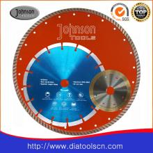 Diamond Sintered Saw Blades for Stone and Concrete Cutting