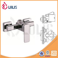 Torneira de cachoeira de latão polido design novidade (B0003-E)