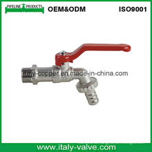 Zhejiang Italia Latón de cobre forjado Bibcock (AV2002)