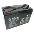 Reserv Deep Cycle Battery 12V100AH ​​Power Trolley Batteri