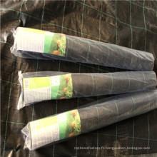 Tissu de contrôle des mauvaises herbes 100% Vierge PP, tissu de paysage