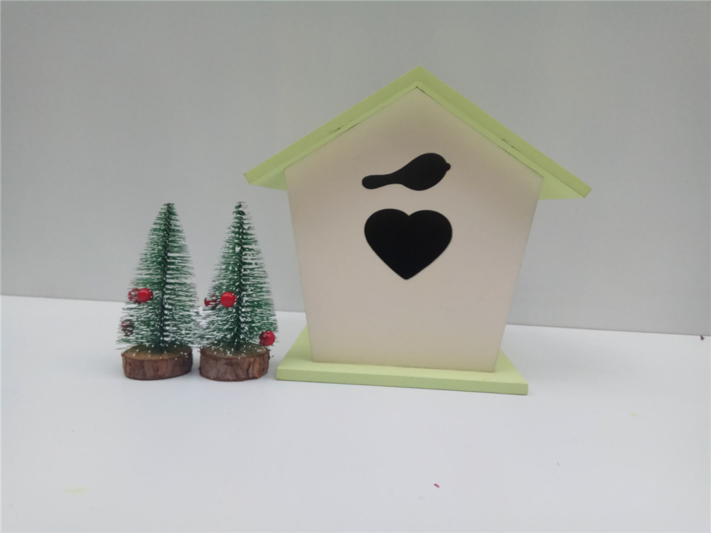 high quality wooden bird house