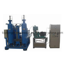 Generador líquido criogénico del nitrógeno N2 de 500L por día