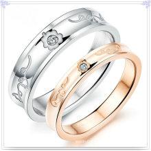 Moda Acessórios Anel de moda de jóias de aço inoxidável (SR726)