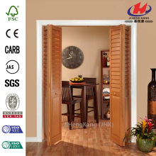 Golden Oak Composite Interior Bi-fold Door