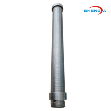 Johnson Screen Pipe per filtro per polpa