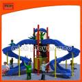 Newest Slide Kid Outdoor Amusement Playground
