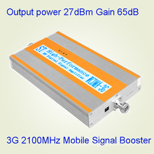 3G WCDMA Network UMTS 2100MHz Mobile Phone Signal Boosters