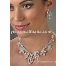 regal pageant hearts jewelry set