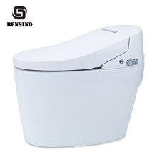 Sanitary Ware Set Tankless Smart Instant Heating Wash WC Automatic High Quality One Piece Intelligent Toilet For Hotel