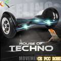 Self Drifting Smart Hoverboard with Bluetooth